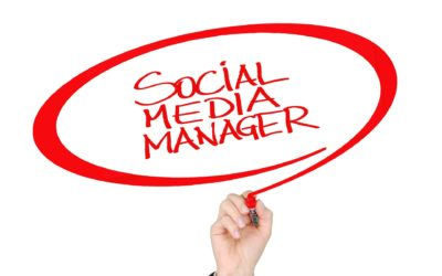 Social Media Manager Story