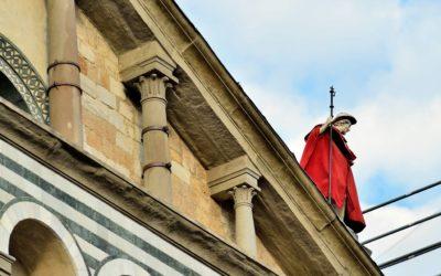 San Jacopo, storia curiosa di un santo freddoloso