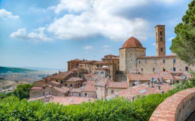 Weekend lento a Volterra