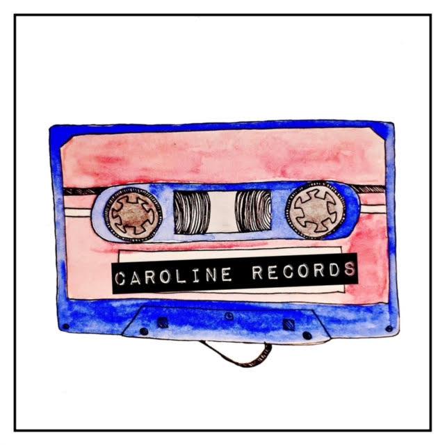caroline records il logo