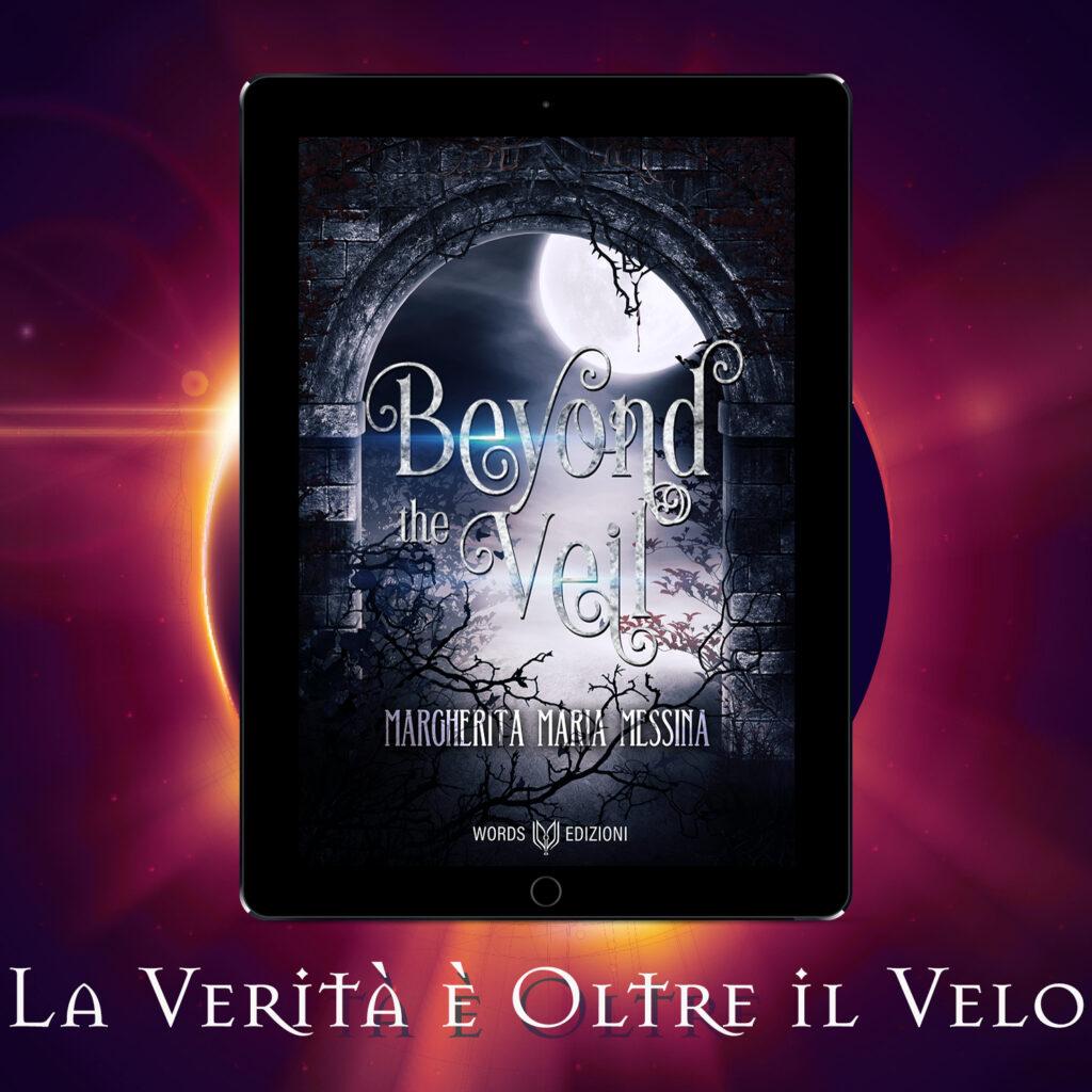 beyond the veil copertina