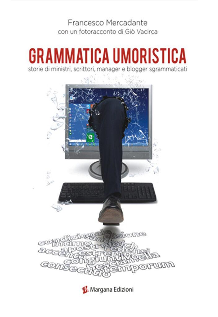 grammatica umoristica, cover libro