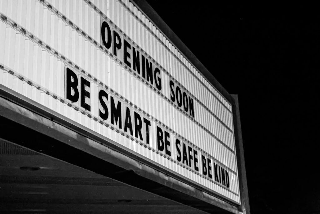 teatro chiuso a causa del covid